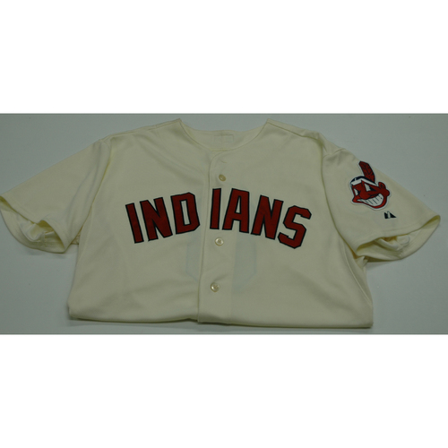 Photo of Carlos Carrasco 2013 Alternate Home Jersey