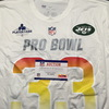 PCF - Jets Jamal Adams 2019 Pro Bowl Practice worn T-Shirt