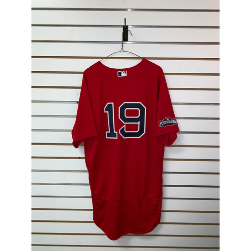 Photo of Koji Uehara Team Issued 2016 Home Alternate Jersey