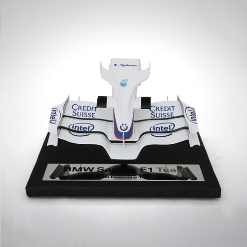 Photo of BMW Sauber F1.08 Nose Cone - 1:12 Scale Amalgam Model