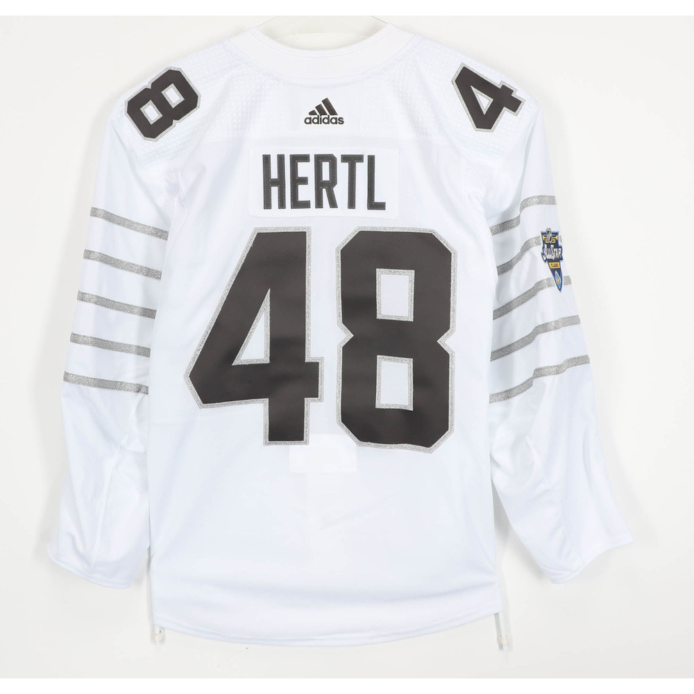 Tomas Hertl San Jose Sharks Game-Used 2020 All-Star Game Jersey