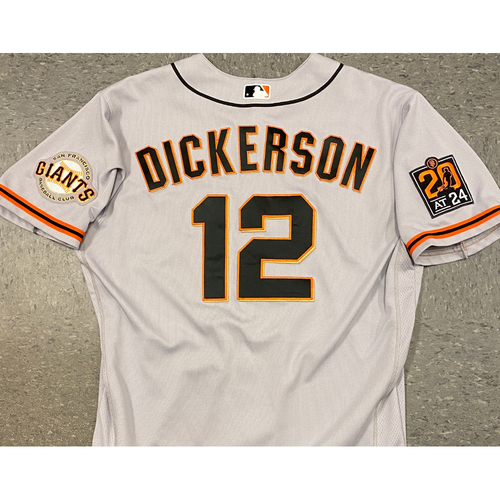 Photo of 2020 Team Issued Road Jersey - #12 Alex Dickerson - Size 48