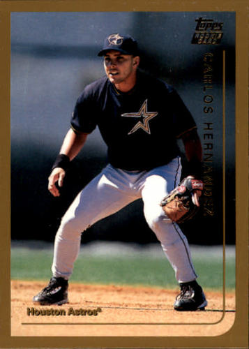 Photo of 1999 Topps Traded #T4 Carlos Eduardo Hernandez RC