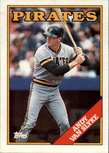 Photo of 1988 Topps #142 Andy Van Slyke