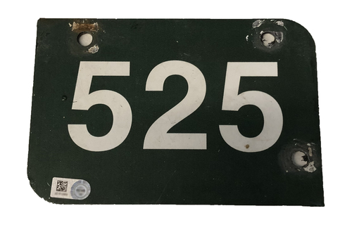 Photo of Wrigley Field Collection -- Aisle Marker 525 -- Removed after 2018 Season