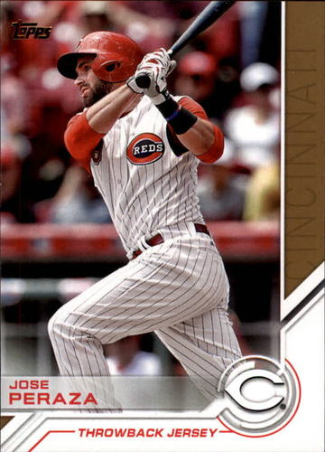 Photo of 2017 Topps Salute #S42 Jose Peraza