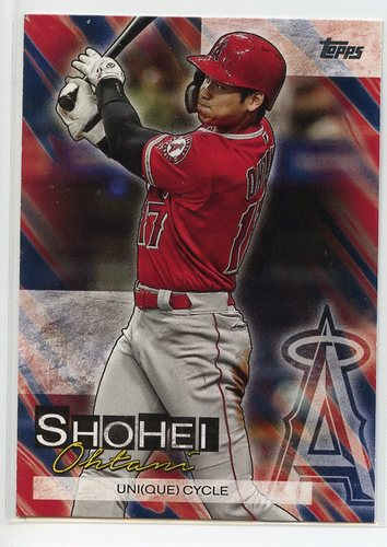 Photo of 2019 Topps Update Shohei Ohtani Highlights #SO1 Shohei Ohtani