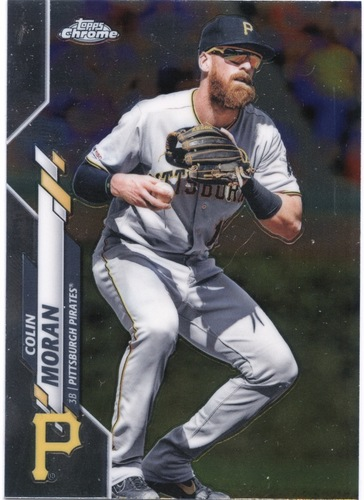 Photo of 2020 Topps Chrome #99 Colin Moran