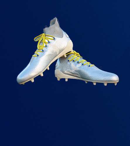 Photo of My Cause My Cleats - Jalen Ramsey Game Used Cleats - Benefitting Ramsey's Reach