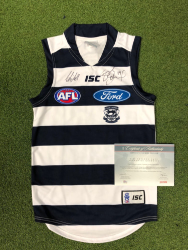 Photo of 2013 Captain Coach Signed Guernsey