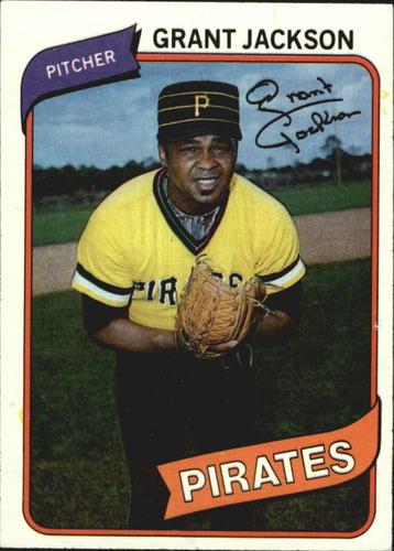 Photo of 1980 Topps #426 Grant Jackson