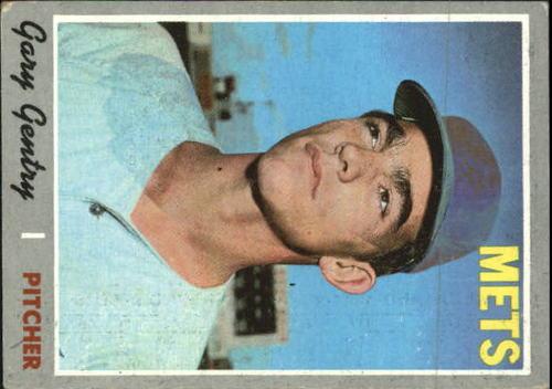 Photo of 1970 Topps #153 Gary Gentry