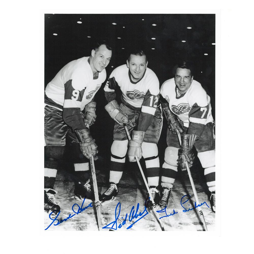 NHL HHOF Legends