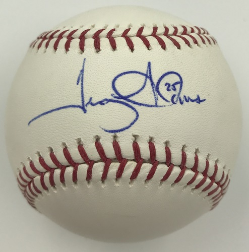 Photo of Troy Glaus Autographed Baseball