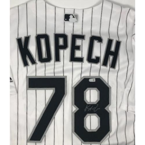 Photo of Michael Kopech Autographed Jersey