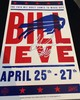 NFL - Buffalo Bills Ed Oliver Signed Limited Edition Original Hatch Show Print 2019 NFL Draft Poster 14