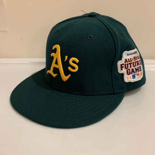 Photo of 2013 All Star Futures Game -  Game Used Cap  - Michael Ynoa (Oakland A's) Size - 7 -3/4
