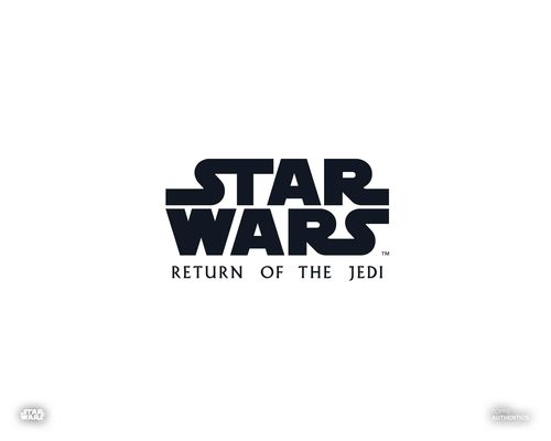 Star Wars: Return of the Jedi Logo