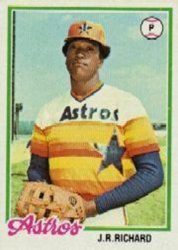 Photo of 1978 Topps #470 J.R. Richard