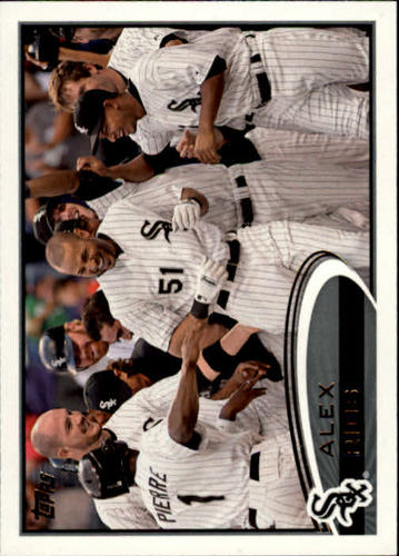 Photo of 2012 Topps #17 Alex Rios