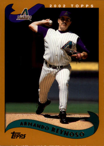 Photo of 2002 Topps #589 Armando Reynoso