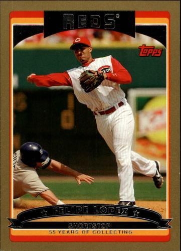 Photo of 2006 Topps Gold #47 Felipe Lopez