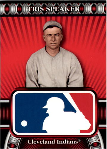 Photo of 2010 Topps Logoman HTA #8 Tris Speaker