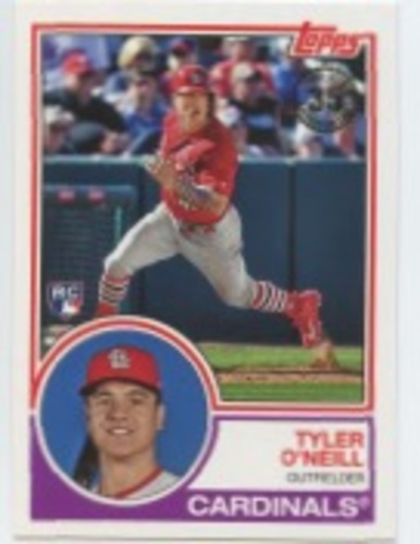Photo of 2018 Topps Update '83 Topps #8315 Tyler O'Neill