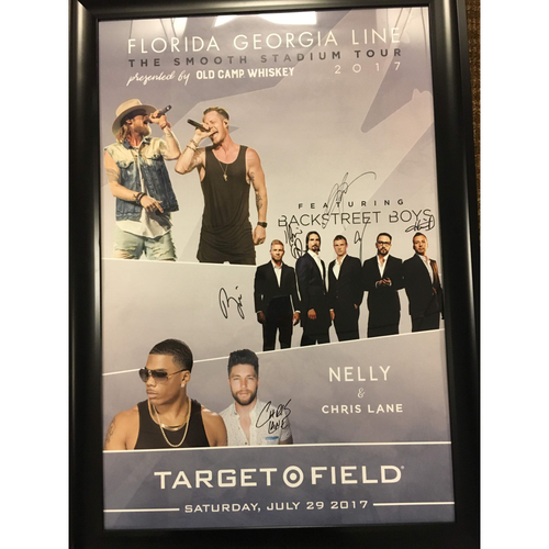 "Photo of ""Smooth"" Concert Tour Package"