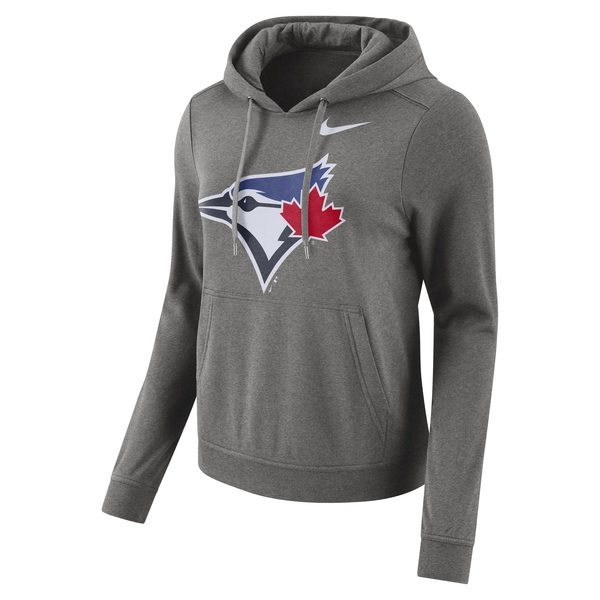 Toronto Blue Jays Women's Pro Club Fleece Hoodie by Nike