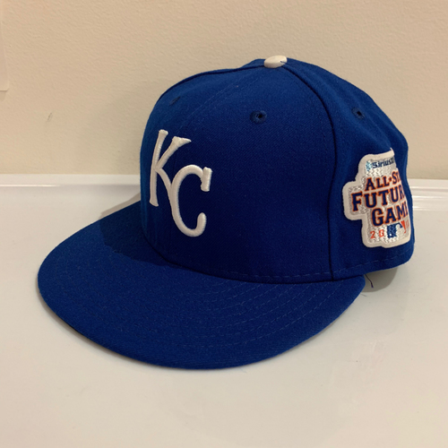 Photo of 2013 All Star Futures Game -  Game Used Cap  - Miguel Almonte (Kansas City Royals) Size - 7 -1/4