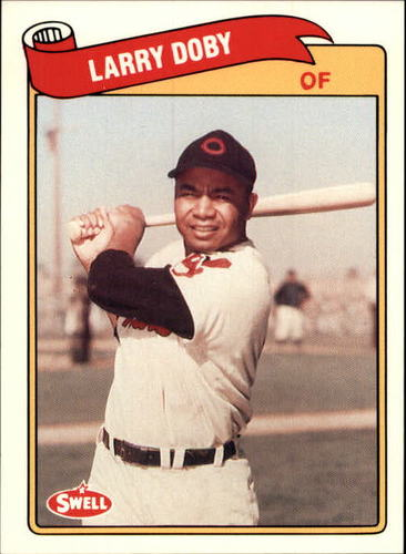 Photo of 1989 Swell Baseball Greats #115 Larry Doby