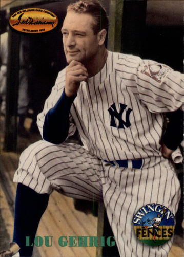 Photo of 1994 Ted Williams #147 Lou Gehrig