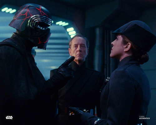 Kylo Ren, Allegiant General Pryde and Officer Kandia