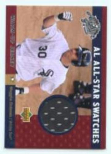 Photo of 2003 Upper Deck AL All-Star Swatches #MO Magglio Ordonez