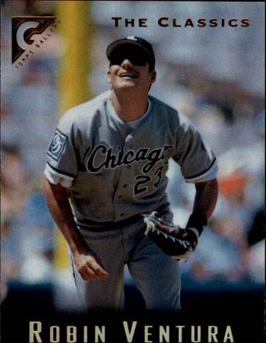 Photo of 1996 Topps Gallery #73 Robin Ventura