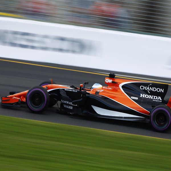 Photo of McLaren-Honda VIP Experience in Northampton: Saturday Qualifying