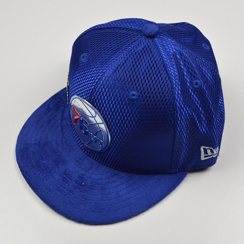 Markelle Fultz - Philadelphia 76ers - 2017 NBA Draft - Backstage Photo-Shoot Worn Hat
