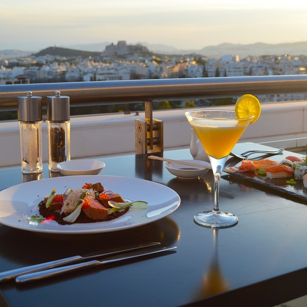 Click to view Unforgettable Culinary Experience at Hilton Athens.