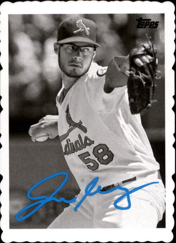 Photo of 2014 Topps Archives '69 Deckle Minis #JK Joe Kelly
