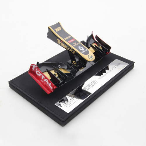 Photo of Romain Grosjean E20 1.12 Scale Nosecone Lotus F1 Team - Amalgam Collection