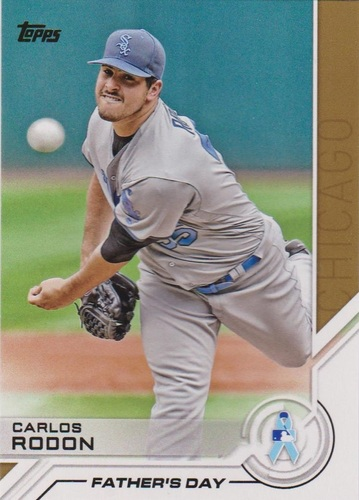 Photo of 2017 Topps Salute #S53 Carlos Rodon