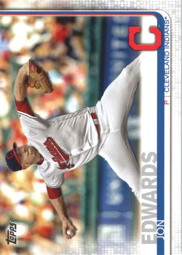 Photo of 2019 Topps #528 Jon Edwards RC