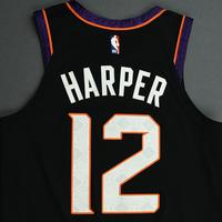 Jared Harper - Phoenix Suns - Game-Issued City Edition Jersey - 2019-20 NBA Season