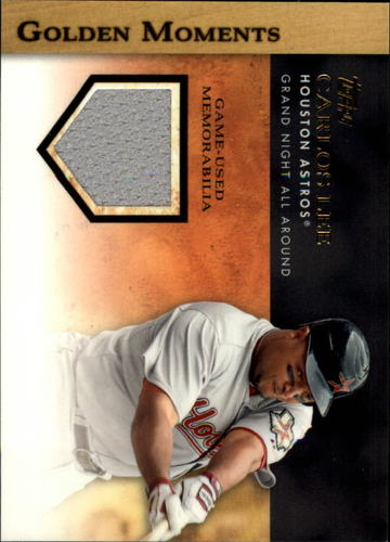 Photo of 2012 Topps Golden Moments Relics #CL Carlos Lee S2