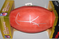 NFL - RAMS COOPER KUPP SIGNED AUTHENTIC FOOTBALL