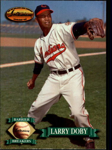 Photo of 1993 Ted Williams #134 Larry Doby