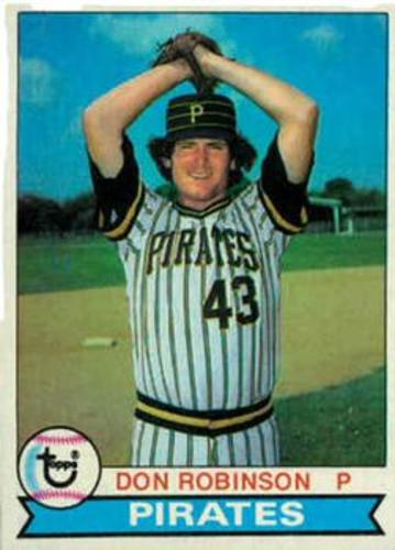Photo of 1979 Topps #264 Don Robinson RC
