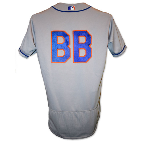 Photo of Bat Boy - Team Issued Road Grey Jersey - 2019 Season