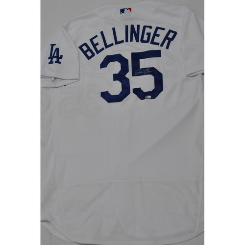Photo of Cody Bellinger Authentic Autographed Jersey